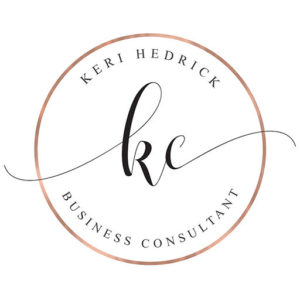 Keri Consulting - Small Business Consulting & Financial Coaching